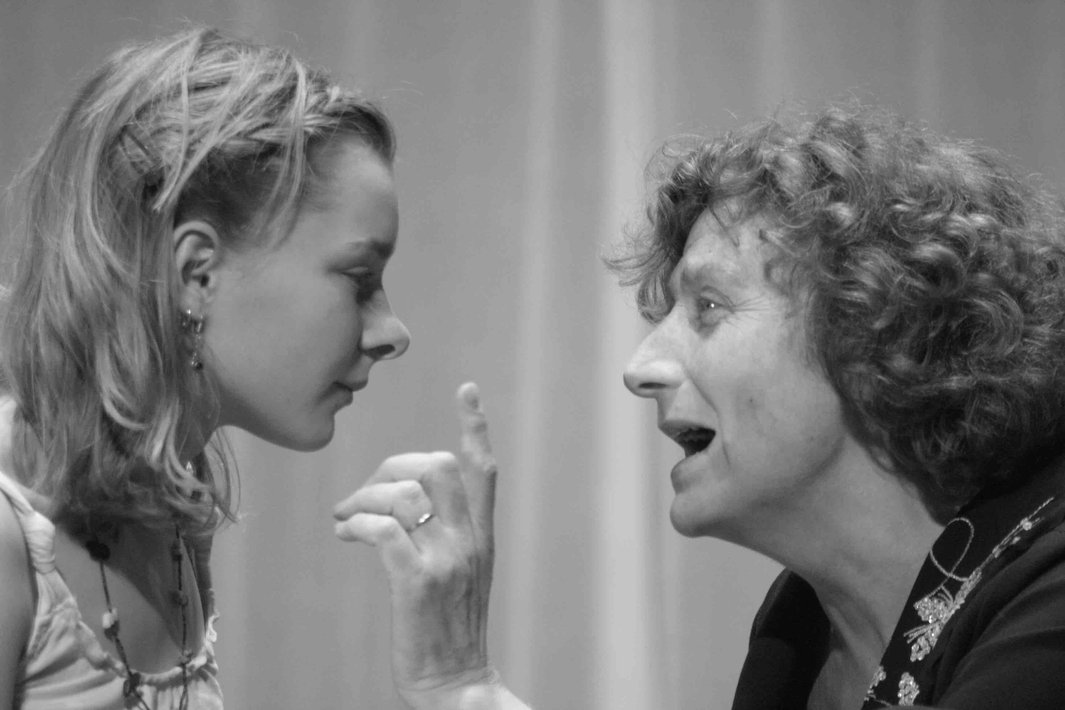 Roméo et Juliette © Isabelle Quantin